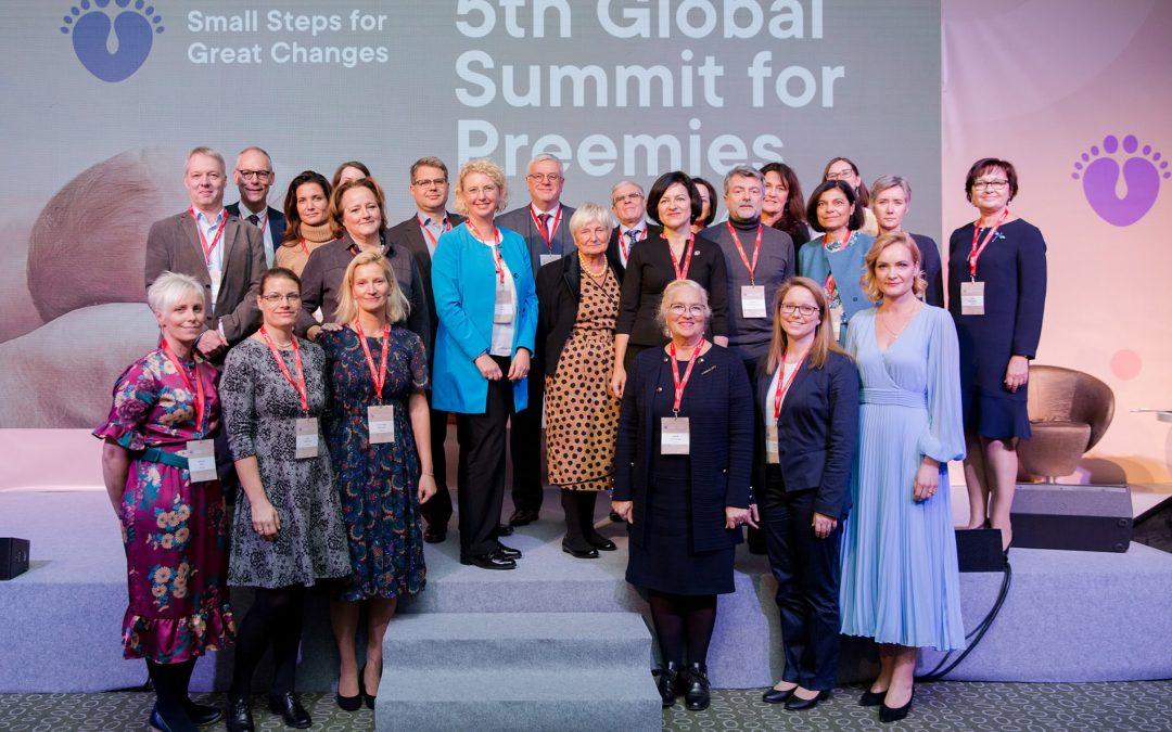 Vilniuje pasirašomas pasaulinis raginimas veikti dėl geresnės naujagimių sveikatos priežiūros